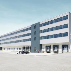 Flughafen Berlin – Cargo Center