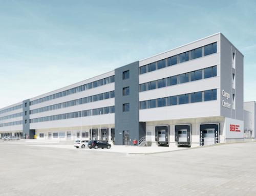 Airport Berlin – Cargo Center