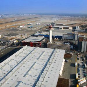 Flughafen Frankfurt – Cargo City Süd mit neuem Verladeterminal