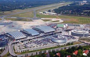 Flughafen Hamburg HAM