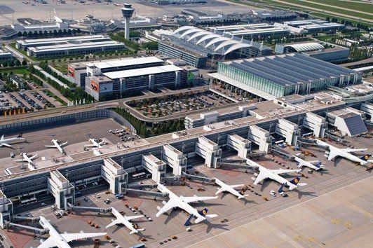 Flughafen München MUC