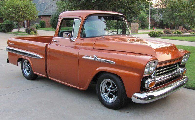 1958 Apache Pickup
