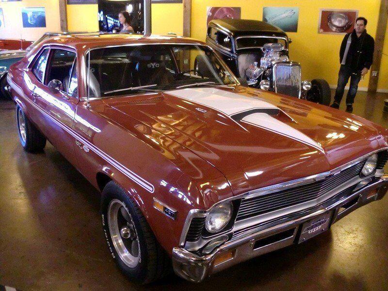 1969 Chevrolet Nova Yenko Tribute