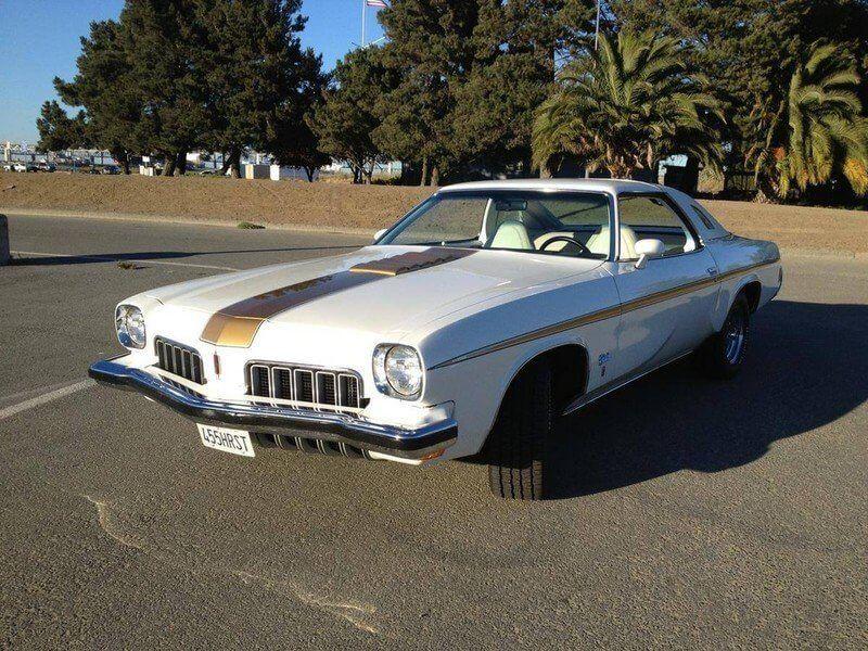 1973 Oldsmobile Hurst