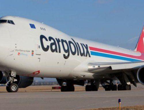 Cargolux baut Luftfrachtverkehr nach China aus