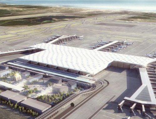 Der neue Flughafen Istanbul Grand Airport IGA