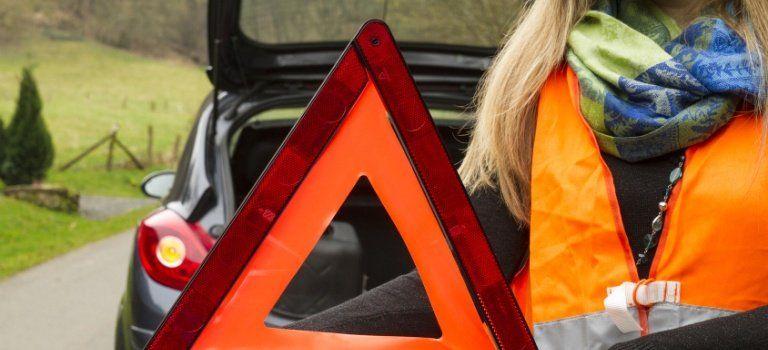 Warnwestenpflicht in Deutschland