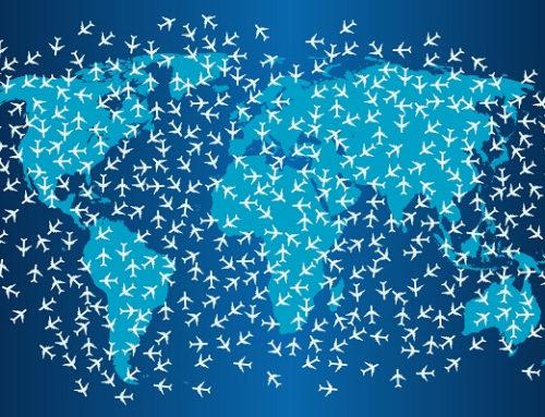 Globale Luftfracht – besonders dynamisch im Mai
