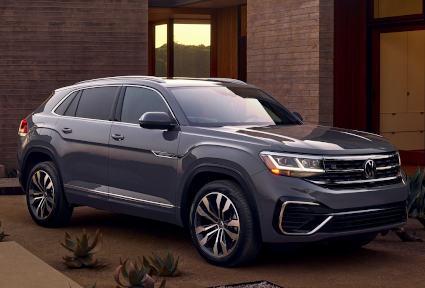 VW Atlas Cross Sport - Front