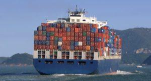 Containerverluste in der Seefracht