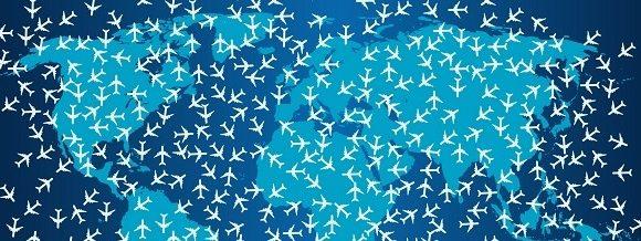globales Luftfrachtaufkommen steigt weiter an
