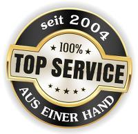 TOP Service seit 2004