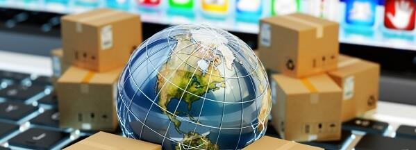 Wachstum im Bereich der Luftfracht durch steigenden Internethandel